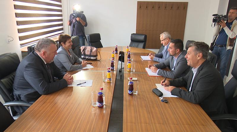 Photo of Ministar Trninić u radnoj posjeti Doboju