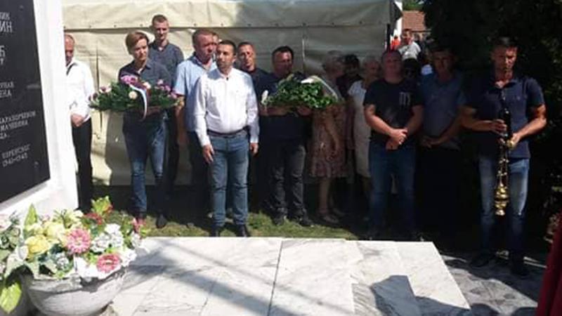 Photo of DOBOJ: Obilježena slava crkve i služen parastos u Striježevici (FOTO)