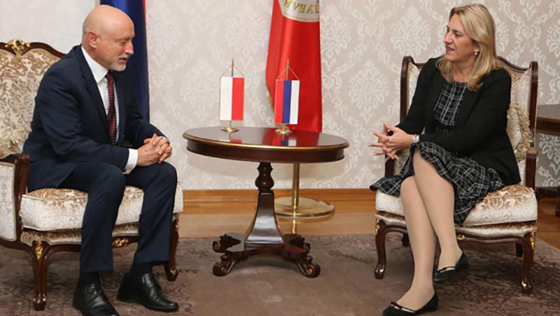 Photo of Cvijanović: Srpska želi da slijedi primjer Poljske kao uspješne ekonomije EU