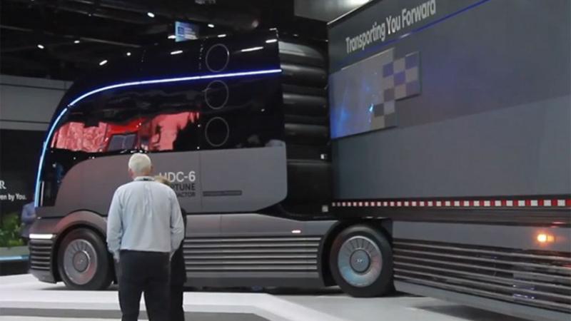 Photo of Hyundai predstavio kamion na hidrogen