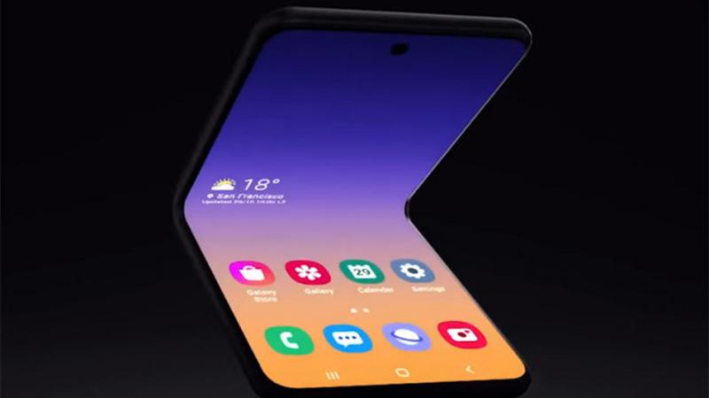 """Photo of Samsung otkrio dizajn savitljivog telefona """"u kvadrat"""""""