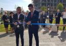 DOBOJ: Otvorena poslovnica Nove banke (FOTO)