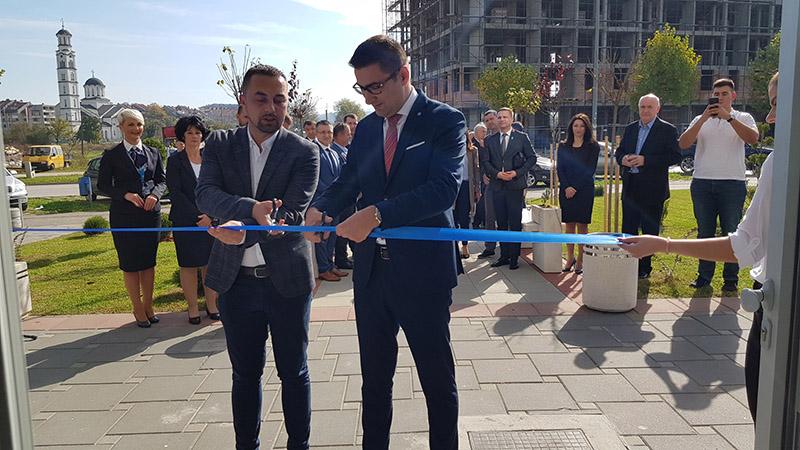 Photo of DOBOJ: Otvorena poslovnica Nove banke (FOTO)