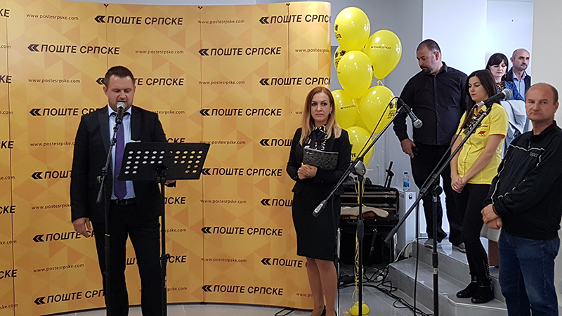 Photo of DOBOJ: Pošte Srpske – Uručene zahvalnice istaknutim radnicima