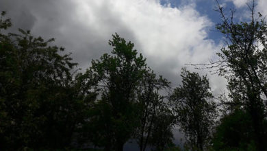 Photo of Vrijeme: Pretežno oblačno, popodne slaba kiša
