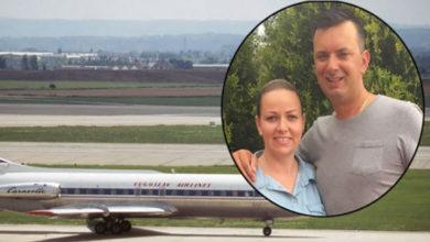 Photo of Јatko se rodio u avionu: Dobio ime i doživotnu kartu od ЈAT-a