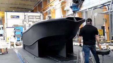 Photo of Najveći 3D štampač na svijetu odštampao najveći odštampani 3D brod (VIDEO)