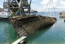 Photo of Brod na kojem je dogovoren Prvi svjetski rat trune u Hrvatskoj