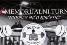 """Photo of DOBOJ: U nedjelju 4. memorijalni turnir """"Miodrag Mićo Mirčetić"""""""