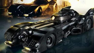 """Photo of Lego donosi Batmobile od 3.306 kockica povodom 30. godišnjice prvog """"Batmana"""""""