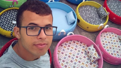 Photo of Kreativni Brazilac stare gume koristi za pravljenje kreveta za životinje (FOTO)