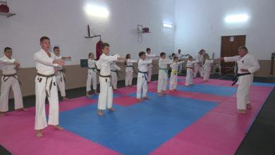 """Photo of DOBOJ – BOLJANIĆ: Karate klub """"Ozrenski sokolovi""""  obilježio 35 godina postojanja i rada (FOTO)"""