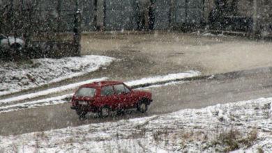 Photo of Putevi: U planinskim predjelima snijeg i poledica na kolovozu
