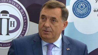 Photo of Dodik čestitao Handkeu: Nobelova nagrada stigla u prave ruke
