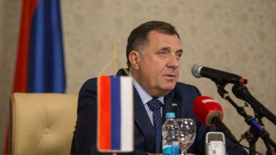 Photo of Dodik: Komšić neovlašteno pisao zaposlenim u Ambasadi BiH u Švedskoj