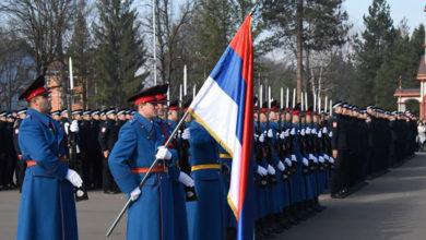 Photo of Promocija 323 kadeta 20. klase Јedinice za policijsku obuku (FOTO)