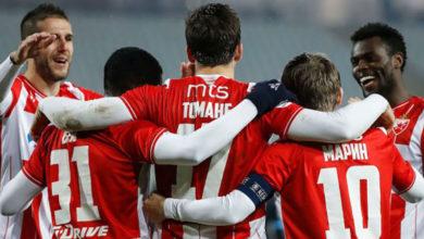 Photo of Fudbaleri Crvene zvezde večeras protiv Olimpijakosa