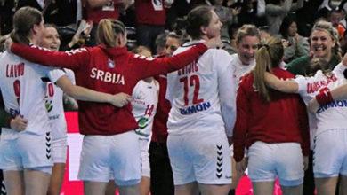 Photo of Rukometašice Srbije sa Danskom u odlučujućem duelu