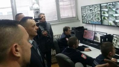 Photo of DOBOJ: Lukač i Jerinić pustili u rad savremeni sistem video-nadzora (FOTO)