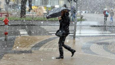 Photo of Vrijeme: Danas oblačno s kišom