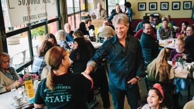 Photo of Bon Jovi otvara treći restoran u kojem će siromašni ljudi moći jesti besplatno