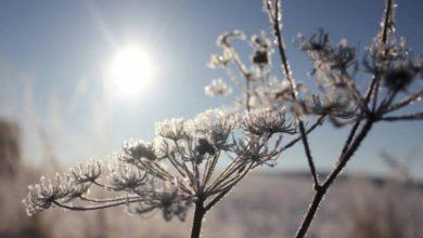 Photo of Vrijeme: Danas sunčano i hladno, dnevna temperatura od dva do 11 stepeni