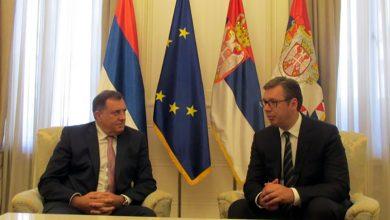 Photo of Sastanak Dodika i Vučića