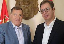 Photo of Dodik i Vučić sutra u Drvaru i Mrkonjić Gradu