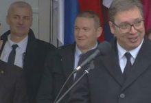 Photo of Vučić u Drvaru: Na Srbiju možete da računate uvijek
