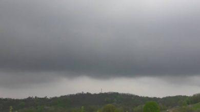 Photo of Vrijeme: Danas promjenljivo oblačno sa kišom, na planinama snijeg