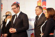 Photo of Vučić: Srbija će subvencionisati privrednike u Srpskoj