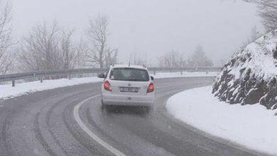 Photo of Putevi: Oprez zbog klizavih kolovoza i ugaženog snijega