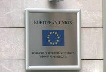 Photo of BIH – Delegacija EU: O Novalićevoj izjavi – ni riječi!?
