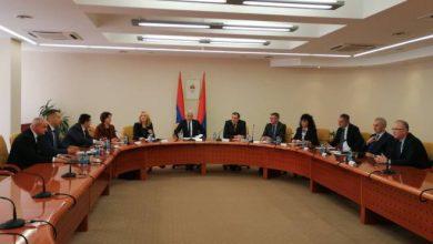Photo of Konsultativni sastanak sa predsjednicima parlamentarnih stranaka u Srpskoj (FOTO)