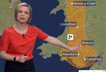 """Photo of Vremenska prognoza BBC-a """"zapalila"""" društvene mreže: Neko se zaigrao grafikom"""