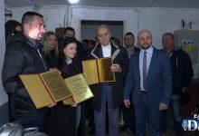 Photo of DOBOJ: Dobojski Dom učenika dobio novi vešeraj (FOTO)