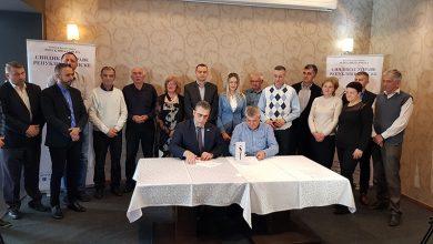 Photo of DOBOJ: Gradska uprava – Sindikat – potpisan sporazum o pristupanju Sindikatu uprave RS (FOTO)