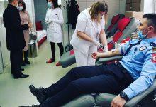 Photo of Akcija dobrovoljnog darivanja krvi pripadnika MUP-a Srpske (FOTO)