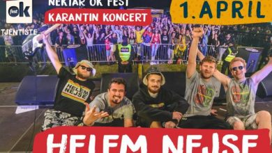 Photo of Helem nejse – karantin koncert