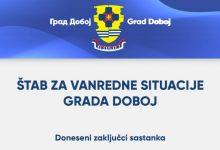"""Photo of Zaključak o obaveznom sprovođenju mjera za rad """"Zelene pijace"""" u Doboju"""
