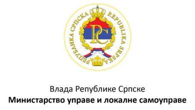 Photo of Ministarstvo uprave i lokalne samouprave: Dva lica prekršila mjeru kućne izolacije