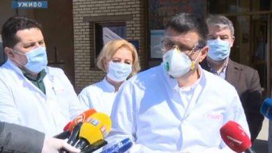 Photo of Đajić: Poštuju se sve procedure liječenja