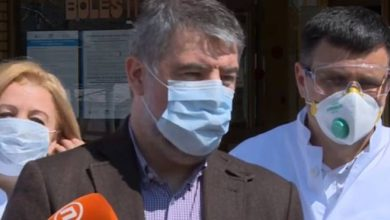 Photo of Šeranić: Zadovoljan sam radom u Klinici za infektivne bolesti UKC Srpske