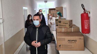 Photo of DOBOJ: Bolnici uručeni mobilni respirator i medicinska oprema, donacija Srbije (FOTO)