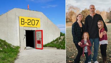 Photo of Porodica u SAD-u planira preživjeti pandemiju godinama krijući se u vojnom bunkeru (FOTO)