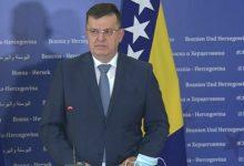 Photo of Tegeltija: BiH otvara granice za građane Srbije, Hrvatske i Crne Gore (VIDEO)