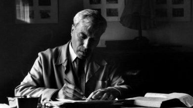 "Photo of Boris Pasternak, nobelovac i autor ""Doktora Živaga"""