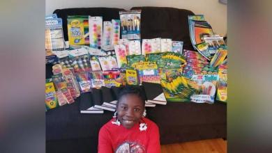 Photo of Desetogodišnjakinja za vrijeme pandemije poslala 1.500 paketića za djecu bez roditelja (FOTO/VIDEO)