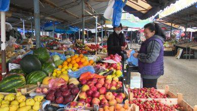 Photo of DOBOJ: Na Zelenoj pijaci tezge pune svježeg voća i povrća (FOTO)