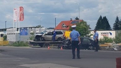 Photo of DOBOJ: Jedno lice povrijeđeno u sudaru dva automobila